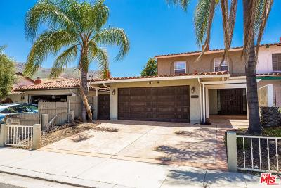 Agoura Hills Single Family Home For Sale: 30620 Lakefront Drive