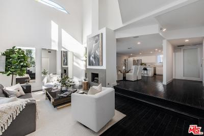 Los Angeles County Single Family Home Active Under Contract: 8521 Appian Way