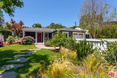 Los Angeles Single Family Home Active Under Contract: 3101 Midvale Avenue