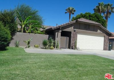 Cathedral City Single Family Home Active Under Contract: 30456 Avenida Maravilla