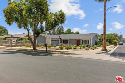 Northridge Single Family Home Active Under Contract: 16912 Rayen Street