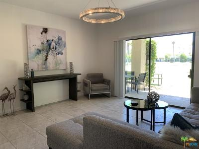 Cathedral City Condo/Townhouse Active Under Contract: 28973 Isleta Court