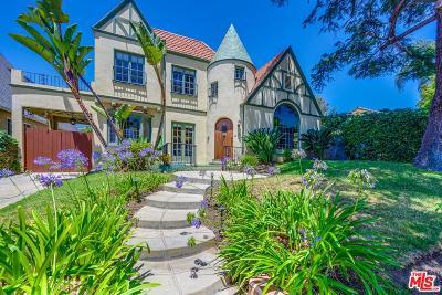 Single Family Home For Sale: 1253 Masselin Avenue