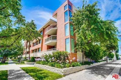 Sherman Oaks Condo/Townhouse Active Under Contract: 14521 Benefit Street #306