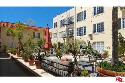 West Hollywood Condo/Townhouse For Sale: 1345 North Hayworth Avenue #1A