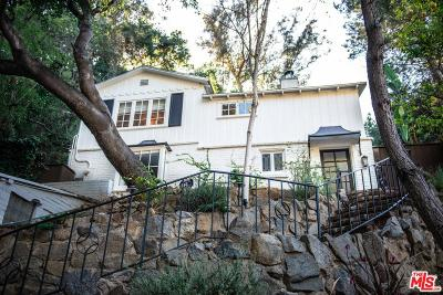Los Angeles County Single Family Home For Sale: 8561 Lookout Mountain Avenue