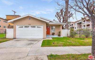 Los Angeles Single Family Home For Sale: 3918 Guardia Avenue
