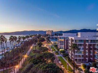 Santa Monica Condo/Townhouse For Sale: 515 Ocean Avenue #407