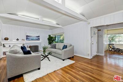Sherman Oaks Single Family Home For Sale: 15138 Valley Vista