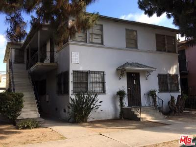 Residential Income Pending: 4128 Leimert