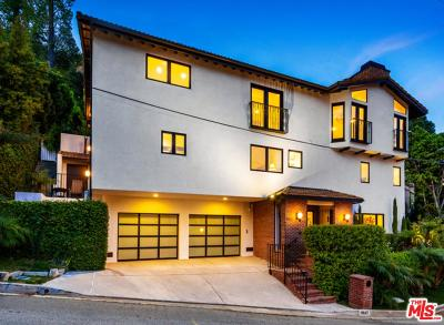 Beverly Hills Single Family Home For Sale: 9647 Heather Road