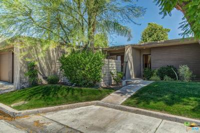Palm Springs Condo/Townhouse For Sale: 1282 Tiffany Circle