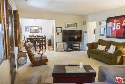 Sherman Oaks Condo/Townhouse For Sale: 15457 Moorpark Street #8