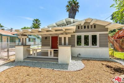 Pasadena Single Family Home Active Under Contract: 1464 Sunset Avenue