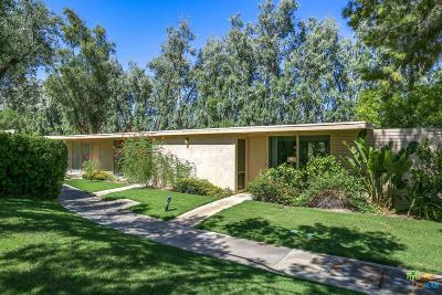 Palm Springs Condo/Townhouse For Sale: 360 Cabrillo Road #105