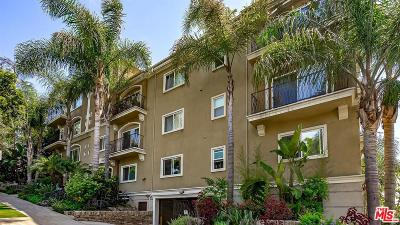 Los Angeles Condo/Townhouse Active Under Contract: 3401 South Bentley Avenue #301