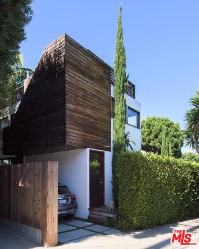 West Hollywood Single Family Home For Sale: 8861 Cynthia Street