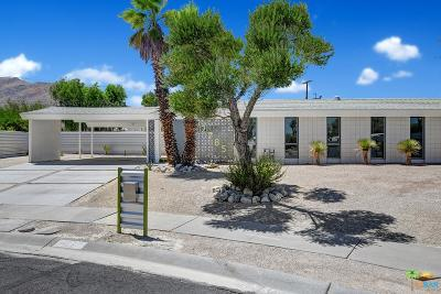Palm Springs Single Family Home For Sale: 2785 North McCarn Road
