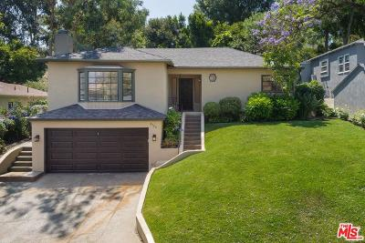 Los Angeles County Single Family Home For Sale: 3160 Barbara Court