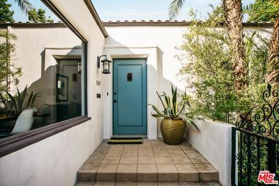 Glendale Single Family Home For Sale: 1459 El Miradero Avenue