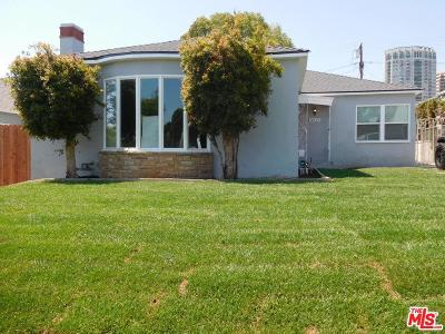 Single Family Home For Sale: 10573 Wilkins Avenue