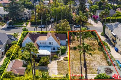 Los Angeles Single Family Home For Sale: 1634 North Ogden Drive