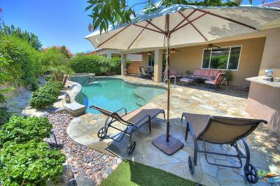 Indio Single Family Home Active Under Contract: 80159 Golden Gate Drive