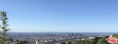 Los Angeles County Single Family Home For Sale: 1905 Sunset Plaza Drive