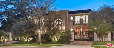 Beverly Hills Single Family Home For Sale: 517 North Rexford Drive