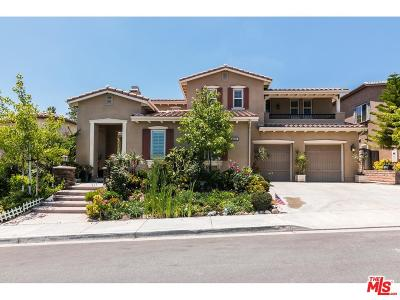 Simi Valley Single Family Home For Sale: 3885 Eagle Flight Drive