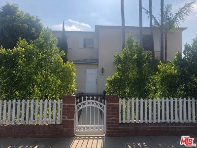 Beverly Hills Single Family Home For Sale: 617 North Doheny Drive
