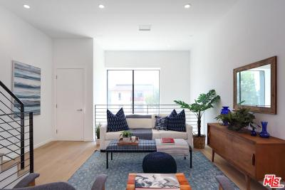 Los Angeles Single Family Home For Sale: 3724 Vinton Avenue
