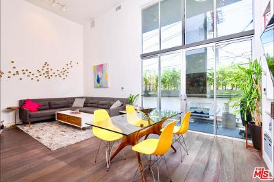 Los Angeles County Condo/Townhouse For Sale: 751 North Fairfax Avenue #1