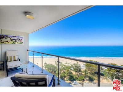 Santa Monica Condo/Townhouse For Sale: 201 Ocean Avenue #1603B