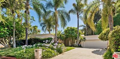 Beverly Hills Single Family Home For Sale: 1201 Shadybrook Drive