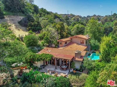 Los Angeles County Single Family Home For Sale: 2525 Outpost Drive