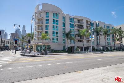 Los Angeles Condo/Townhouse Active Under Contract: 267 South San Pedro Street #324