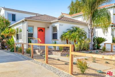 Los Angeles Single Family Home For Sale: 12537 Walsh Avenue