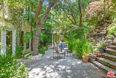 Bel Air Single Family Home For Sale: 896 North Beverly Glen
