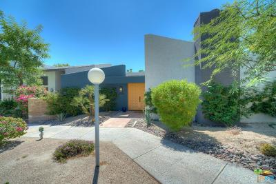 Palm Springs CA Condo/Townhouse Active Under Contract: $449,000