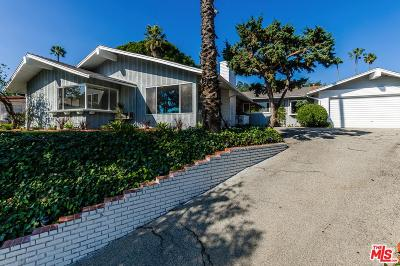Pacific Palisades Single Family Home For Sale: 16909 Enchanted Place