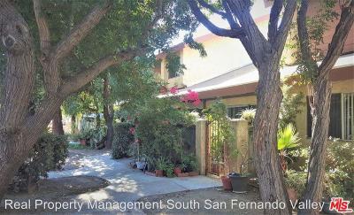 North Hills Condo/Townhouse For Sale: 8435 Columbus Avenue #6
