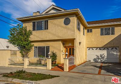 Los Angeles Single Family Home Active Under Contract: 12810 Marco Place