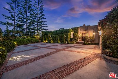 Beverly Hills Single Family Home For Sale: 1307 Delresto Drive