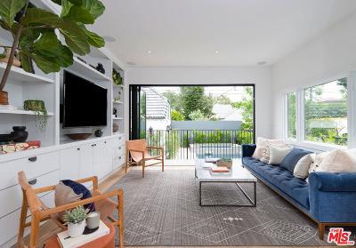 Hancock Park-Wilshire (C18) Single Family Home Active Under Contract: 836 South Mullen Avenue