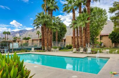Palm Springs Condo/Townhouse Active Under Contract: 1050 East Ramon Road #18