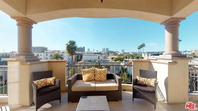 Beverly Hills Condo/Townhouse For Sale: 462 South Maple Drive #PH