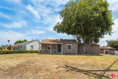 Single Family Home Active Under Contract: 5637 West 83rd Street