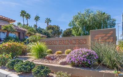 Cathedral City Condo/Townhouse For Sale: 28484 Taos Court