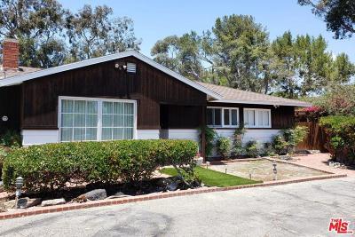 Malibu Single Family Home For Sale: 6607 Wandermere Road